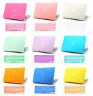 Hard Rubberized Case Keyboard Cover for Mac Macbook Pro Retina Air 11 12 13 15""