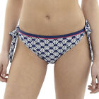 Panache Cleo Lucille Tie Side Bikini Brief/Pant/Bottoms Sailors Knot CW0277