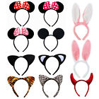 11 Style Mickeys Minnies Mouse Ear Bow Headband Hen Nights Girls Party Fancy