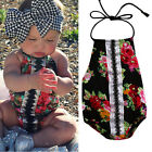 0-24M Adorable Baby Girl Bodysuit Floral Romper Jumpsuit Outfit Playsuit Clothes