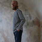 Original Breton Top by Armor-lux - Navy and Off White Stripes // Fairtrade