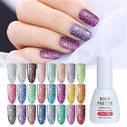10ml Nail Art UV Gel Polish Platinum Starry Bling Soak Off Gel BORN PRETTY