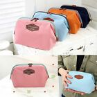 Travel Portable Toiletry Cosmetic Makeup Bag Organizer Large Capacity Bag Pouch