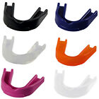 6 x Safegard Club Mouthguard / Gumshield Protection Senior & Junior rrp£15