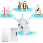 300Mbps Signal Extender Booster Wireless N AP Range 802.11 Wifi Repeater AU/US