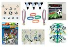 Championship Soccer Decorations & Accessories - Football Favour/Swirl/GOAL/Medal