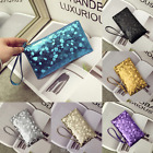 Fashion Lady Women PU Leather Clutch Wallet Long Card Holder Case Purse Handbag