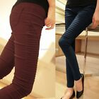 New Womens Slim Low-waist Sexy Ladies Pencil Pants Feet Bodycon Leggings