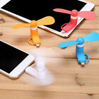 Summer Portable Mini Electric Fan iPhone Android Phone Cooling Cooler Samsung