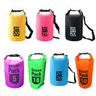 Waterproof Dry Bag for Sports Canoe Drifting Boating Camping Hiking 5L 10L 20L