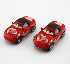 Disney Pixar Cars1&2 Diecast Metal 1:55 Car Kid Toys Mcqueen Mater Holly Sheriff
