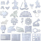 Metal Die Cuttil For DIY Crafting Dies Stenc Scrapbooking Album Paper Card Decor