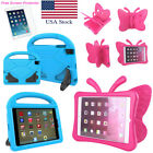 EVA Shockproof Kids Handle Foam Case Cover Stand For iPad Mini 1 2 3 4 Butterfly