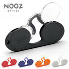 NOOZ Optics Oval Rimless Armless Ultra Compact READING GLASSES +1.0+1.5+2+2.50+3