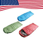 Waterproof Outdoor Lightweight Sleeping Bag +Carrying Case Camping Travel Hiking