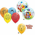 Disney Winnie l'ourson Qualatex latex & Bulle Ballons (enfants Anniversaire/