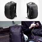 13/15/17 inch Laptop Bag Waterproof Computer Backpack Bag USB Charge interface