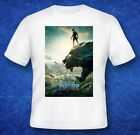 BLACK PANTHER great movie poster image Men's T-SHIRT