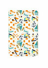 Summer Time Sailor Padded Changing Mat - various colours to choose from