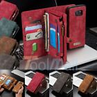 Внешний вид - Samsung Galaxy S7/S7 Edge Leather Removable Wallet Magnetic Flip Card Case Cover