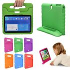 Kid Handle Stand EVA Shockproof Cover Case For Samsung Galaxy Tab 7 8 10.1 10.5""