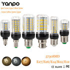 E27 E14 E12 E26 B22 9 - 35w 5730 Smd Led Corn Bulb Light Bright 110v 220v Dc 12v