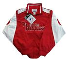 Philadelphia Phillies Majestic Lightweight Full Zip Jacket Big & Tall Sizes NWT on Ebay
