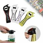5 in 1 Bottle Opener Jar Can Manual Opener Tool Gadget Multifunction Kitchen - S