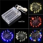 New 2M 20 LED String Light Battery Operated Wedding Party Christmas S0BZ 01