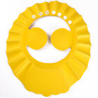 Safe Shampoo Shower Bathing Bath Protect Adjust Soft Cap Hat For Baby 0-6 years