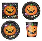 PUMPKIN PALS HALLOWEEN Party Tableware (Cups/Plates/Napkins) {Unique}