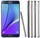 Samsung Galaxy Note 5 32GB SM N920P Unlocked GSM Sprint Android Gold White Blue