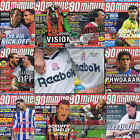 90 Minutes football magazine A4 player picture poster Bolton Wanderers - VARIOUS