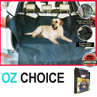 Pet Dog Car Seat Cover Nonslip Hammock Mat For SUV Back Seat 132x102 Water Proof