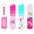 Victoria's Secret Pink Luxe Hard Case Cover For Apple  iPhone 7 / 7 PLUS