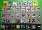 NINTENDO GAME BOY - GAME CARTS -  LOTS TO CHOOSE FROM