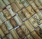 Natural USED Wine Corks Lot of 5 10 20 30 40 50 Recycled Upcycled Craft Project