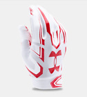 New Under Armour Men's Adult F5 Football Receiver Gloves - Choose Size and Color