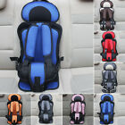 Safety Portable Baby Child Car Seat Toddler Infant Convertible Chair US