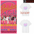 KPOP Girls' Generation T-shirt The 10th Anniversary Tshirt SNSD Casual Tee