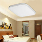 New 12W-24W LED Modern Square Ceiling Lights Daily Indoor Lighting Bedroom Lamp
