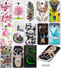 Fashion Luxury Painted luminous Soft TPU Back Case Cover Skin For Samsung Phones