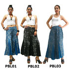 Pants PBL1-3 Thailand Flair Harem Comfy Wide Leg Backgammon Hippy Gypsy Women