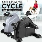 LCD Portable Mini Exercise Cycle Pedal Bike Bicycle Cycling Trainer Workout Gym