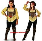 Pirate Womans Renegade Pirate Queen Adult and Plus  Plus Costumes New