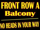 2 tickets The Red Shoes 9/19 Tues MEDIA NIGHT Ahmanson Theater LA 09/19 BOURNE