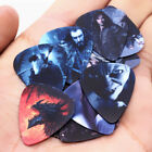Musical Accessories Acoustic Electric Guitar Picks Mix Plectrum 0.46 0.71 1.0mm
