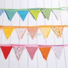 Rainbow Colorful Bunting Flags Wedding Outdoor Banner Best Selling Decoration A+