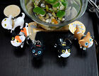 5 Color Adorable Cat Kitten Key Chain Bag Pendant Decor Toy Cute Lovers Key Ring