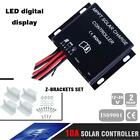 IP68 Waterproof 10A 20A 12V/24V MPPT Solar Panel Regulator Charge Controller MT